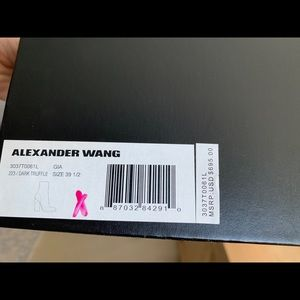 Alexander Wang Shoes - Alexander Wang Boots